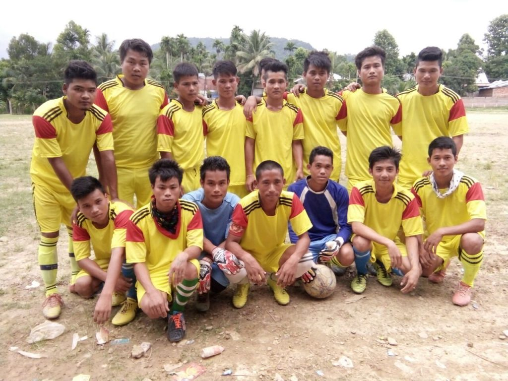 GKNC Independence Day football team 2016